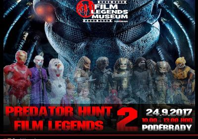 PREDATOR HUNT FILM LEGENDS 2