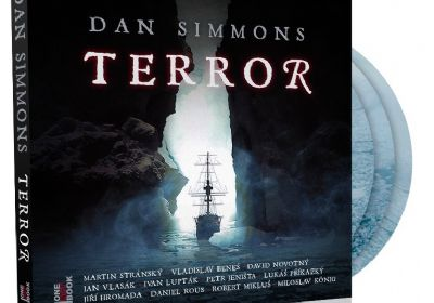 Audio kniha Terror - Dan Simmons