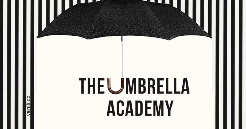 Recenze: The Umbrella Academy